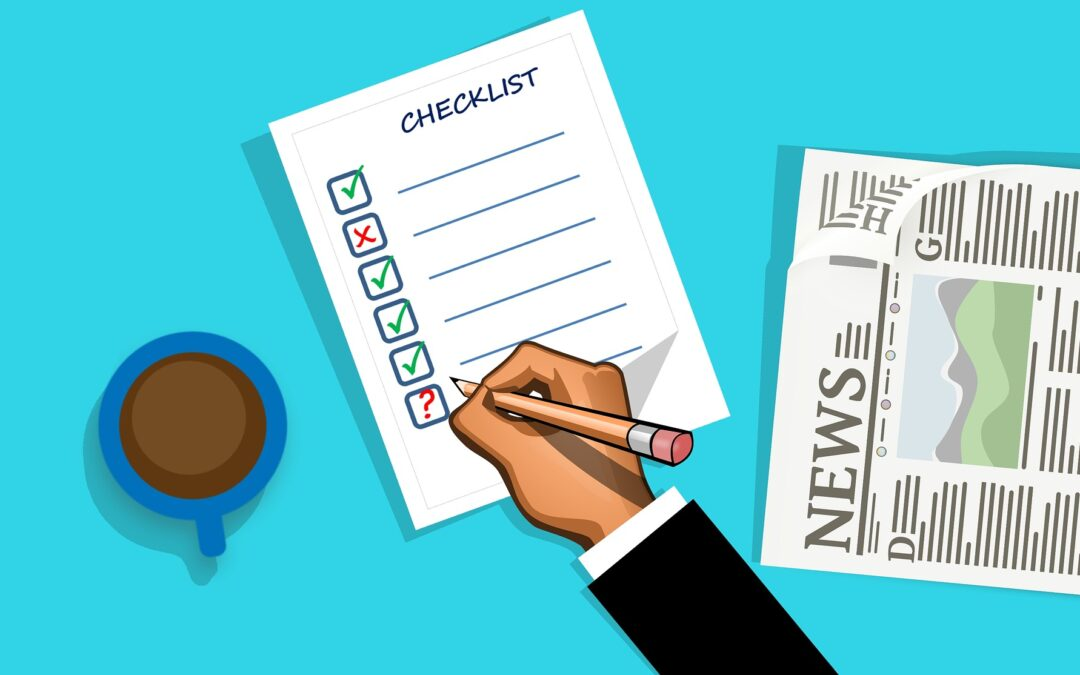 A Due Diligence Checklist for Buying a Business