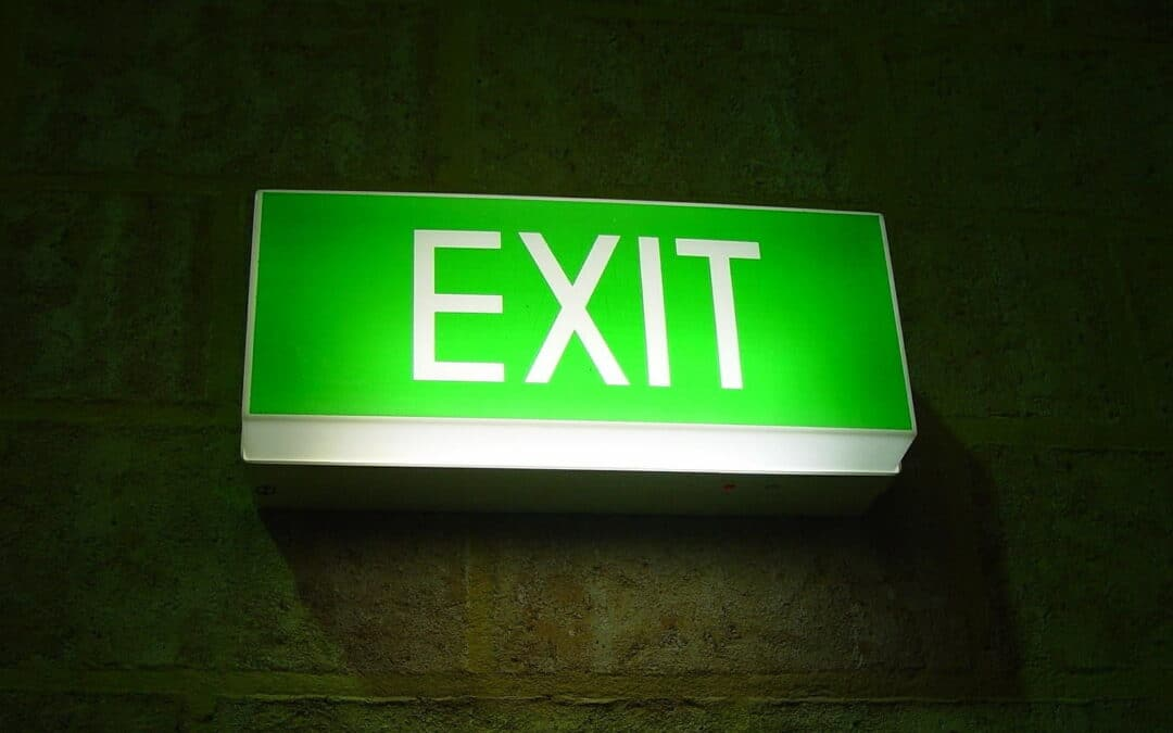 How to Develop Your Exit Plan
